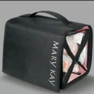 Mary Kay Travel Makeup Bag (unfilled)